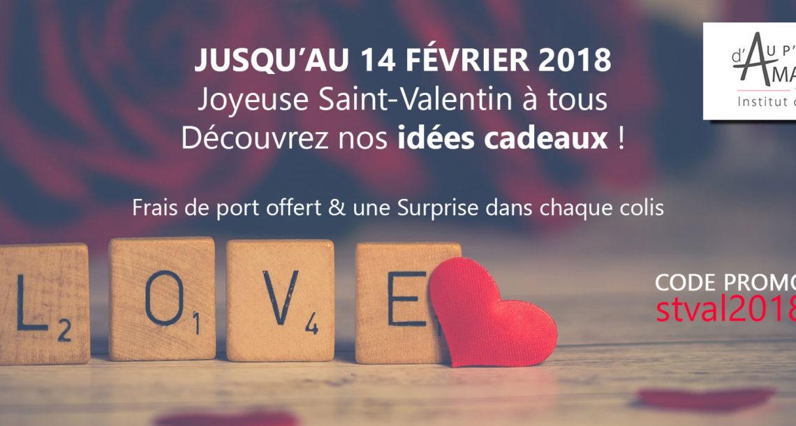 Saint-Valentin 2018