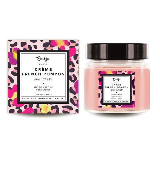 Crème-French-Pompon—Rose-Litchi—Baïja