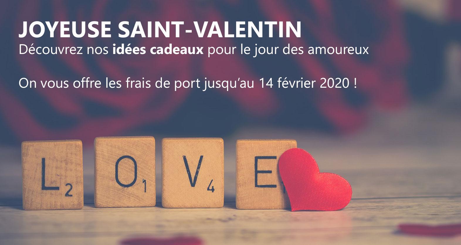 Saint-Valentin 2020